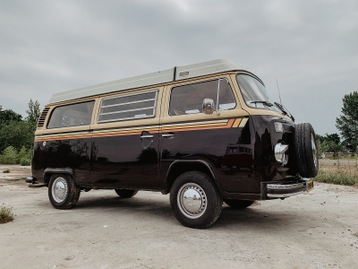 Volkswagencamper Mr. Brown